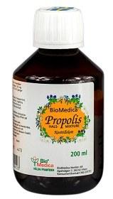Bild på Propolis Halsmixture 200 ml