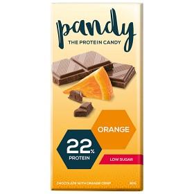 Bild på Pandy Protein Chocolate Orange 80 g