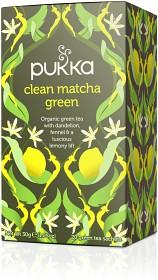 Bild på Pukka Clean Matcha Green 20 tepåsar