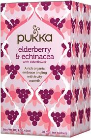 Bild på Pukka Elderberry & Echinacea 20 tepåsar