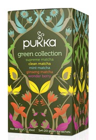 Bild på Pukka Green Collection 20 tepåsar