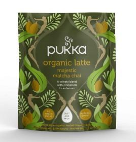 Bild på Pukka Lattemix Majestic Matcha Chai 90 g