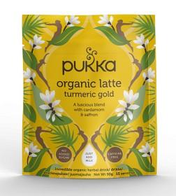Bild på Pukka Lattemix Turmeric Gold 90 g
