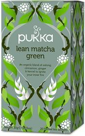 Bild på Pukka Lean Matcha Green 20 tepåsar