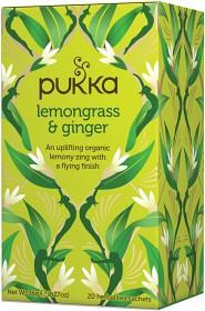 Bild på Pukka Lemongrass & Ginger 20 tepåsar