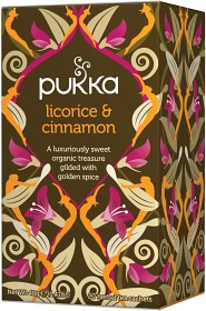 Bild på Pukka Licorice & Cinnamon 20 tepåsar
