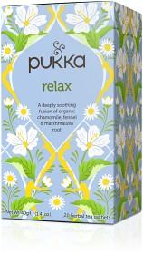 Bild på Pukka Relax Tea 20 tepåsar