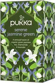 Bild på Pukka Serene Jasmine Green 20 tepåsar