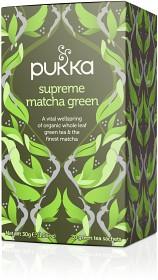 Bild på Pukka Supreme Matcha Green 20 tepåsar