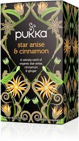 Bild på Pukka Te Star Anise & Cinnamon 20 st