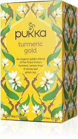 Bild på Pukka Turmeric Gold 20 tepåsar