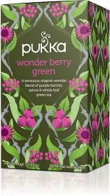 Bild på Pukka Wonder Berry Green 20 tepåsar