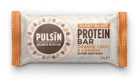 Bild på Pulsin Orange Choc & Cashew 50 g