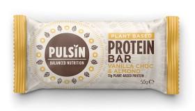 Bild på Pulsin Vanilla Choc & Almond 50 g