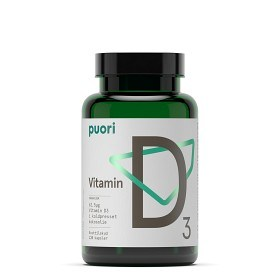 Bild på Puori D3 D-vitamin 120 kapslar