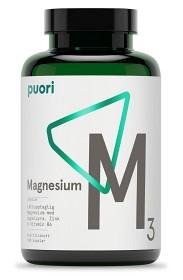 Bild på Puori M3 Magnesium & Zink 180 kapslar