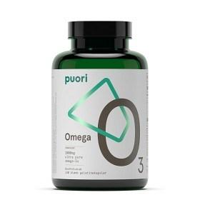Bild på Puori O3 Omega-3 120 kapslar
