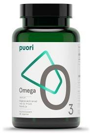 Bild på Puori O3 Omega-3 60 kapslar