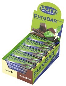 Bild på Pure Bar Premium Vanilla Chocolate 20 st