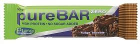 Bild på Pure Bar Zero Fudge Brownie 50 g