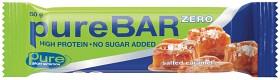 Bild på Pure Bar Zero Salted Caramel 50 g