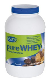 Bild på Pure Whey Chocolate Fudge 1 kg