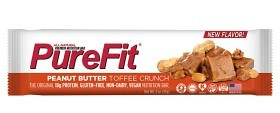 Bild på Purefit Peanut Butter Toffee Crunch Bar