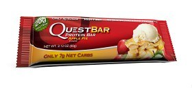 Bild på Questbar Apple Pie 60 g