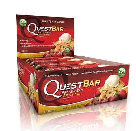 Bild på Questbar Apple Pie 12 st