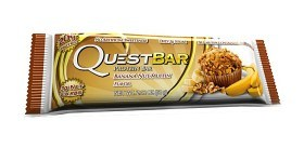 Bild på Questbar Banana Nut Muffin 60 g