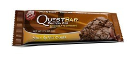 Bild på Questbar Chocolate Brownie 60 g