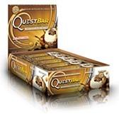 Bild på Questbar Chocolate Peanut Butter 12 st