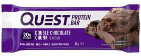 Bild på Questbar Double Chocolate Chunk 60 g