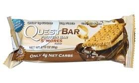 Bild på Questbar S'mores 60 g