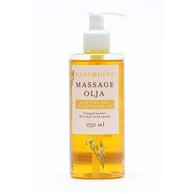 Bild på Rapsodine massageolja 250 ml parfymerad
