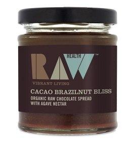 Bild på Raw Health Cacao Brazilnut Bliss 170 g