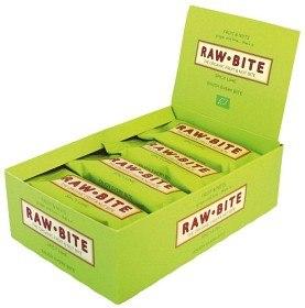 Bild på Rawbite Spicy Lime 12 st