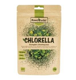 Bild på Rawpowder Chlorellapulver 150 g