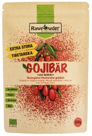 Bild på Rawpowder Gojibär extra stora 500 g