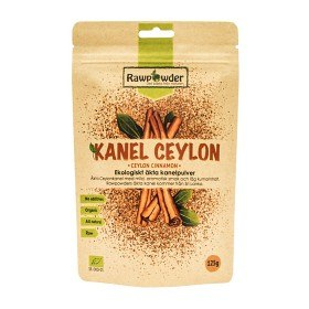 Bild på Rawpowder Kanel Ceylon 125 g