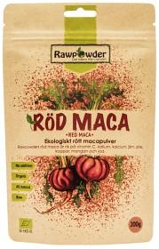 Bild på Rawpowder Röd Maca 200 g