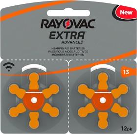 Bild på Rayovac EXTRA Advanced 13 ORANGE 12 st