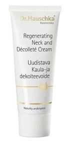 Bild på Dr Hauschka Regenerating Neck & Décolleté Cream 40 ml