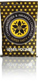 Bild på Renée Voltaire Cashew & Inkabär i choklad 55 g