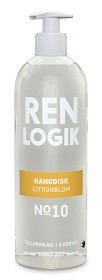 Bild på Ren Logik Handdisk Citronblom 750 ml