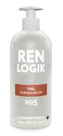 Bild på Ren Logik Tvål Rabarberblom 500 ml