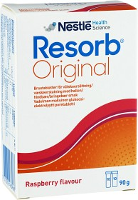 Bild på Resorb Original Hallon brustabletter 20 st