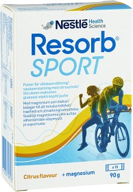 Bild på Resorb Sport Citron 10 st dospåsar
