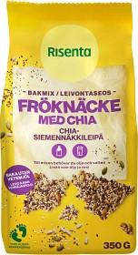 Bild på Risenta Fröknäcke bakmix med chiafrön 350 g