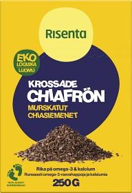 Bild på Risenta Krossade Chiafrön 250 g